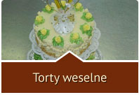 Torty weselne